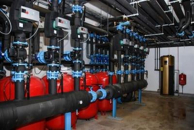 Pompe de caldura aer/apa si de apa/apa