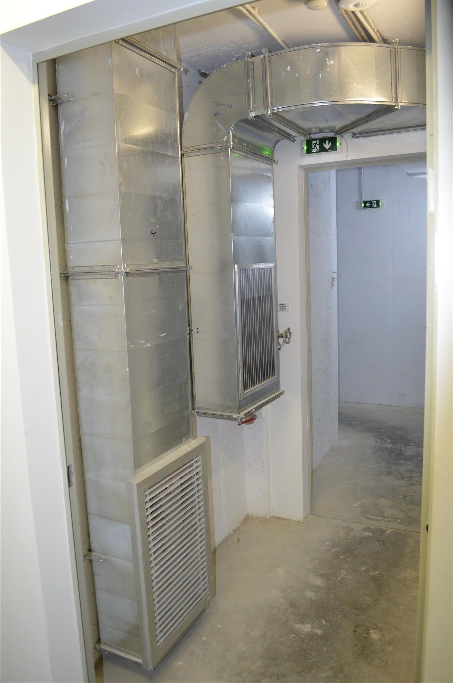 Presurizare & exhaustare - Instalatii climatizare