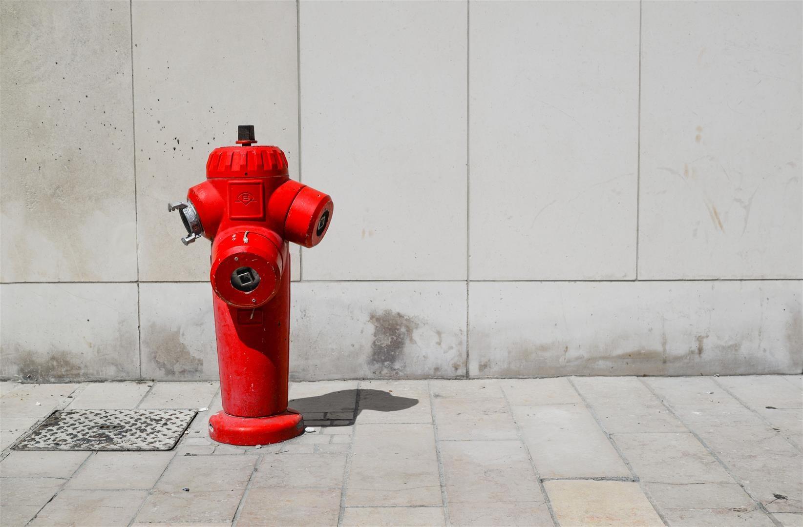 Hidrant Exterior
